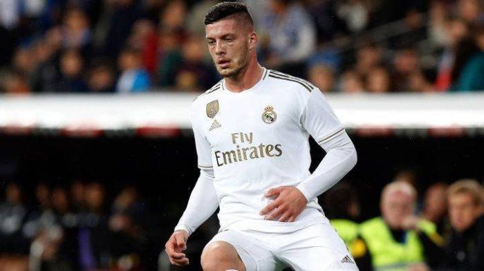 Real Madrid Pulangkan Luka Jovic menuju Klub Asal Bursa Transfer Liga Spanyol