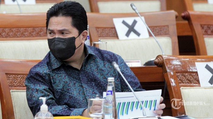 Erick Thohir Berharap Jadwal Bio Farma Terima Bibit Vaksin Merah Putih Maret 2021 Tak Meleset