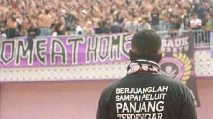 Persita Tangerang Diyakini Curva Sud Lolos Penyisihan Grup di Piala Menpora 2021