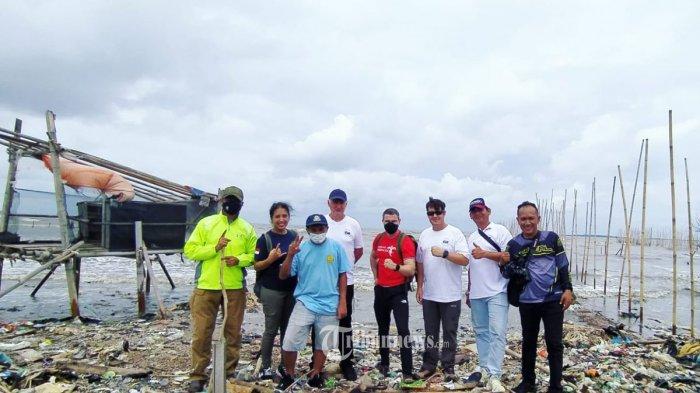 RIO Undurkan Jadual Pembersihan Sampah di Muara Cisadane Hormati PPKM